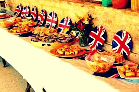 English Tea Party in Le Marche | Le Marche another Italy | Scoop.it