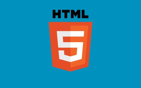 Atributo controls HTML5: Activar los controles en vídeo y audio | Programming | Scoop.it