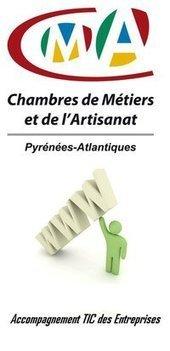 Entreprises Numériques - Chambre de Métiers et de l'Artisanat 64 | CMA64 | Scoop.it