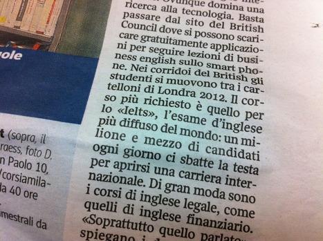 A Milano il corso più richiesto resta quello IELTS al British Council | IELTS monitor | Scoop.it