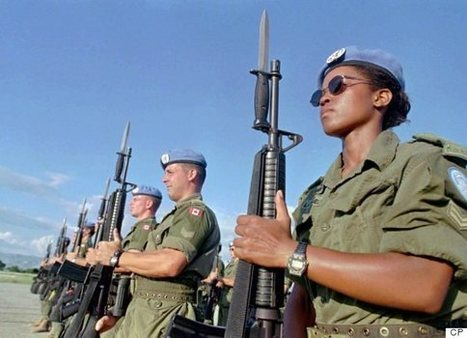 Canadian Military Ill-Prepared For Peacekeeping: Report   Canada and its politics   Scoop.it