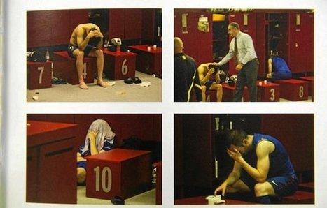 Photo: la détresse des joueurs du FC Barcelone après la défaite en Ligue des Champions | Football , actualites et buzz avec fasto-sport.com | Scoop.it