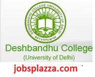 Deshbandhu College Recruitment 2014 Govt Jobs in Delhi   atozjobs   Scoop.it