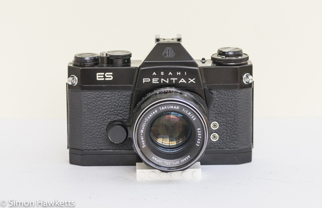 Pentax Spotmatic ES 35mm slr review | Pentax | Scoop.it
