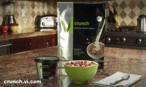 Vi Crunch ViSalus Cereal makes the News all over the Nation!   CrunchTime   Scoop.it