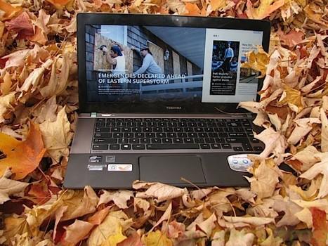 Toshiba Satellite U845W Review | Mobile IT | Scoop.it