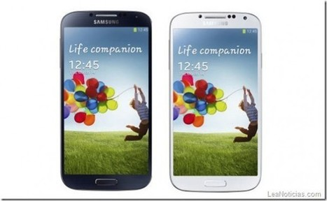 Samsung a punto de superar a Apple en ganancias por ventas de Smartphones - Lea Noticias - Noticias que no aburren | La Tecnológia al día | Scoop.it
