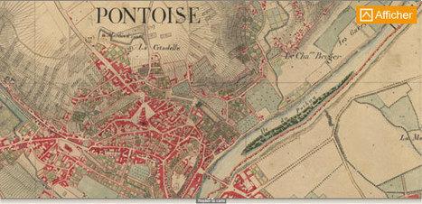Les environs de Paris sous Louis XVIII | Rhit Genealogie | Scoop.it