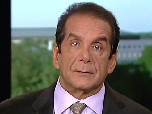 Krauthammer: Obama Administration Trying To Handle Immigration Problem By Concealing It