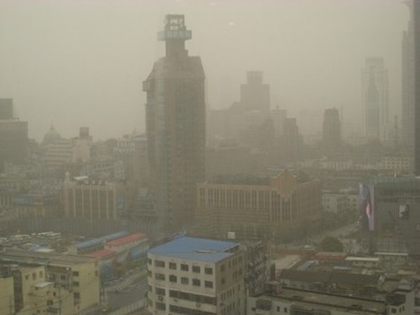 Shanghai To Forbid Coal Burning As China Decides To Monitor Smog's Effects | Sustain Our Earth | Scoop.it