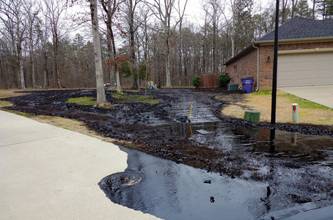 Arkansas town in lockdown after oil spill nightmare | All about water, the oceans, environmental issues | Scoop.it