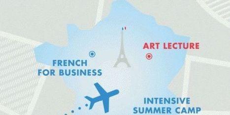 Une application pour attirer des «touristes linguistiques» en France | FLE et nouvelles technologies | Scoop.it