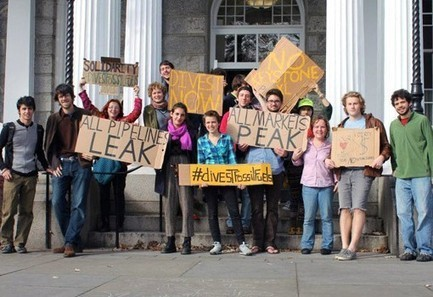 Students to Colleges: Take Our Money Out of Dirty Energy | EcoWatch | Scoop.it