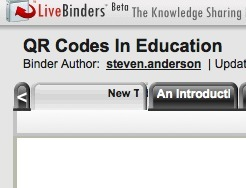 QR Codes In Education - LiveBinder | HCS_QR Codes for Elementary Classrooms | Scoop.it