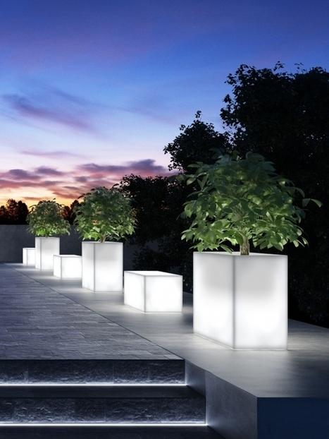 Espacios al aire libre con encanto - Casas de iluminación líderes y articulos de decoración | Iluminación Exterior | Scoop.it