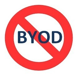 Is BYOD a Bad Idea? | Blog Blasts | Scoop.it