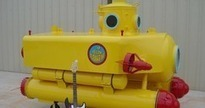 Rock out in a vintage 1969 yellow submarine with guitar signed by a Beatle | Antiques & Vintage Collectibles | Scoop.it