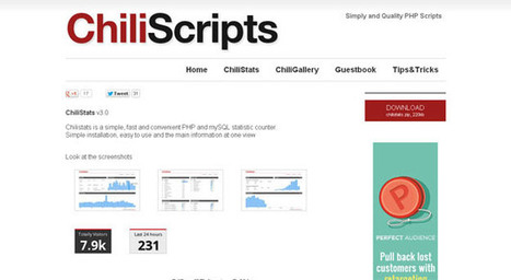 8 Must-Have Free PHP Scripts for Developers | Le Coding Debrief | Scoop.it