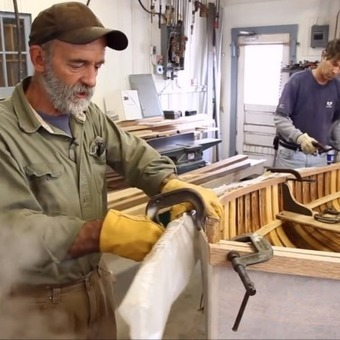 A Better Way to Steam Wood for Bending: Use a Plastic Bag! | An odd mix of stuff | Scoop.it