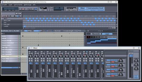 Hydrogen | advanced drum machine | MAO - Musique assistée par ordinateur | Scoop.it