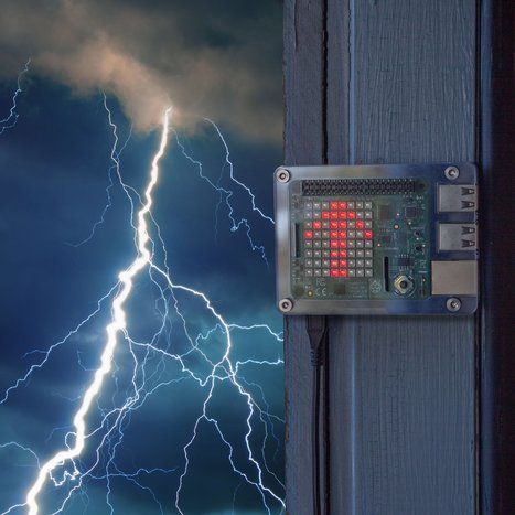 Collect and Display Weather Data with a Raspberry Pi | Make: | home automation | Scoop.it