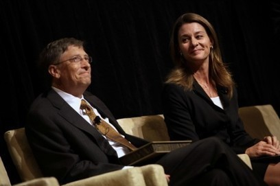 What are Bill and Melinda Gates talking about? - The Washington Post | digital divide information | Scoop.it