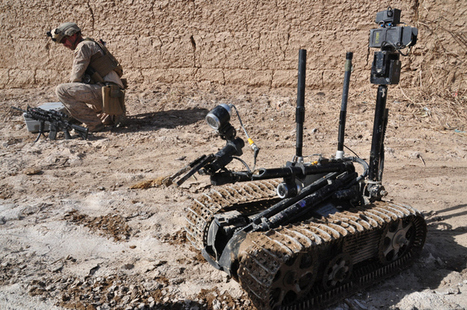 Robots War and the Morals of Technological Advancement   Technology   Scoop.it