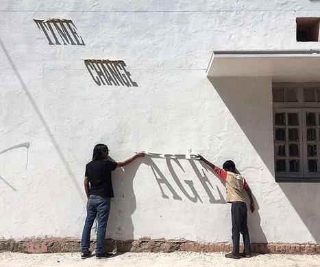 Typographie: une oeuvre singulière... | Ressources Ecole | Scoop.it