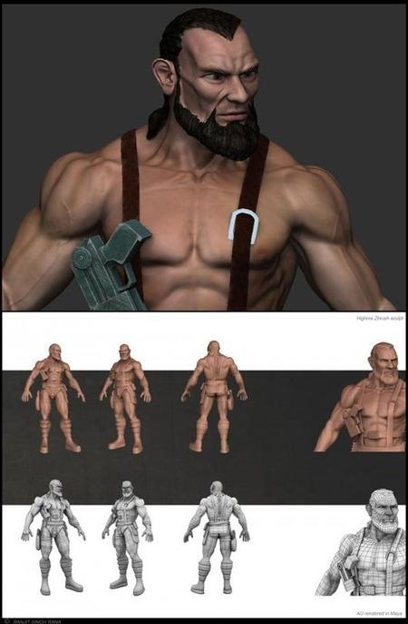 3D Max, Maya, Blender Tutorials to get Grip on Character Modeling & Animations   Tutorial Lounge   Blender 3D graphics Tutorial   Scoop.it
