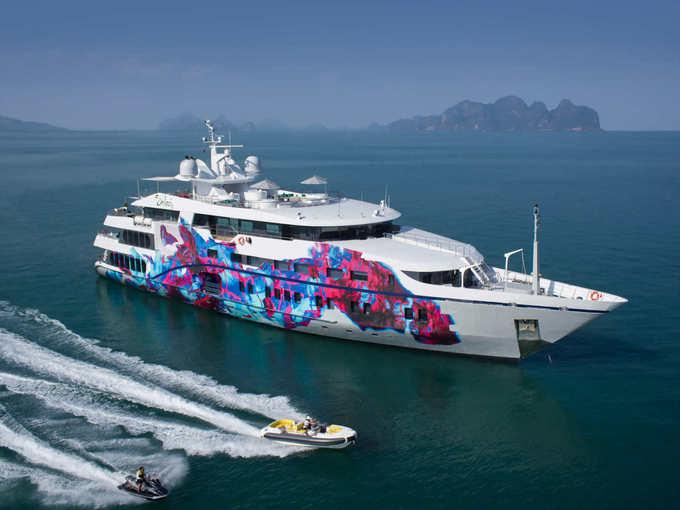 Yachtzoo announces M/Y Saluzi's presence at Singapore Yacht Show 2015