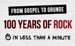 100 Years of Rock Visualized | -thécaires | Espace musique & cinéma | Scoop.it