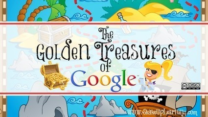 The Golden Treasures of Google! The Fabulous Tools You Don't Know About! | Skolbiblioteket och lärande | Scoop.it