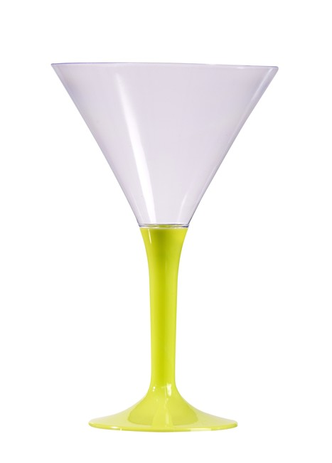 VERRE A COCKTAIL PLASTIQUE - Ojetables   Vaisselle jetable   Scoop.it