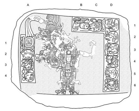 Comment on Preliminary Notes on Two Recently Discovered Inscriptions from La Corona, Guatemala by kmkucharski | Ecriture Maya | Scoop.it