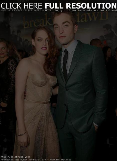 Robert Pattinson spends Christmas with Kristen Stewart - Celeb N Wall | Latest Celebrity News | Scoop.it