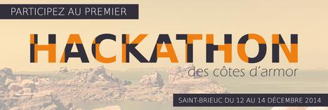 Hackathon des Côtes d'Armor | Les Usages démocratique | Scoop.it