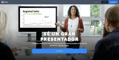 Curso gratis para aprender a utilizar Prezi desde cero | Cursos y Recursos Gratuitos | Scoop.it