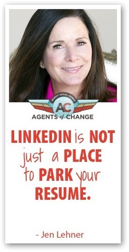 The Secrets of Building a Network on LinkedIn (Psst: it works on Facebook & Twitter, too!) | Facebook for Business Marketing | Scoop.it