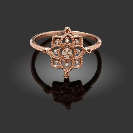 Buy Diamond Rings for Women Online   Jewellery   Scoop.it