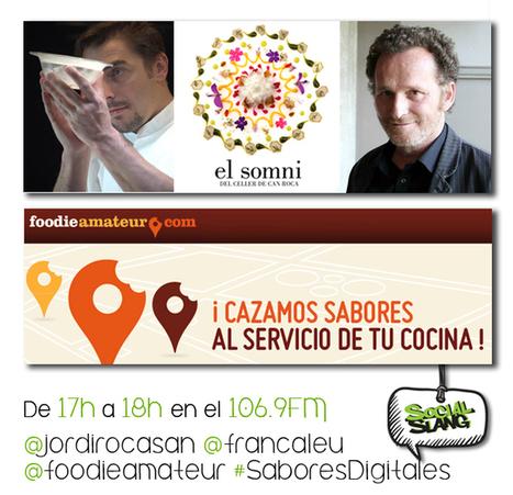 Jordi Roca y las Redes Sociales - divinossabores.com   Chefs   Scoop.it