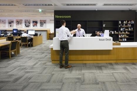Les nouvelles technologies ne sont pas les ennemies des bibliothèques | Bib & Web | Scoop.it