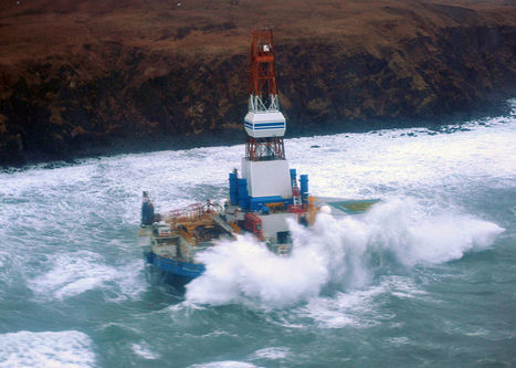 #Environmentalists Blast Obama's Decision to Let #Shell Drill in #Arctic   Rescue our Ocean's & it's species from Man's Pollution!   Scoop.it