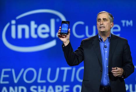 Biz Break: Intel produces record sales in first full year under CEO Brian Krzanich | Entrepreneurship, Innovation | Scoop.it