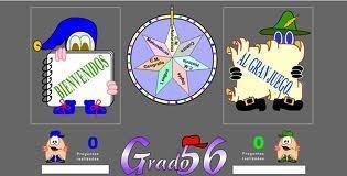 Grado56 juego de equipos Matemáticas, Lengua, Geografía, Inglés, Historia, Cultura y Ciencias de la Naturaleza. | EDUCACIÓN en Puerto TIC | Scoop.it