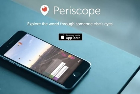 What Periscope and Meerkat Might Mean for Sports | SportonRadio | Scoop.it
