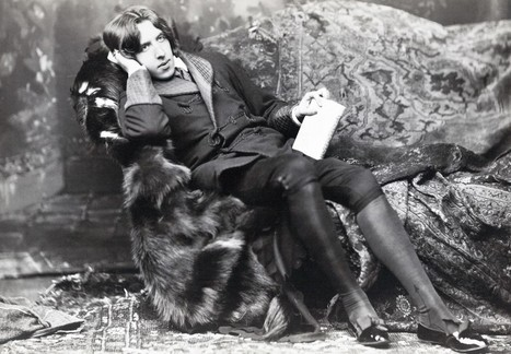 No, Oscar Wilde probably didn't die of syphilis BY DR. HOWARD MARKEL PBS NewsHour | The Irish Literary Times | Scoop.it