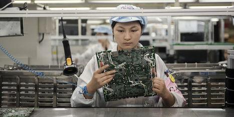 Foxconn mise sur les robots plutôt que sur les ouvriers | Une nouvelle civilisation de Robots | Scoop.it