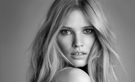 Grazia España - Lara Stone, embajadora de L'Orèal Paris | Beauty Trends | Scoop.it