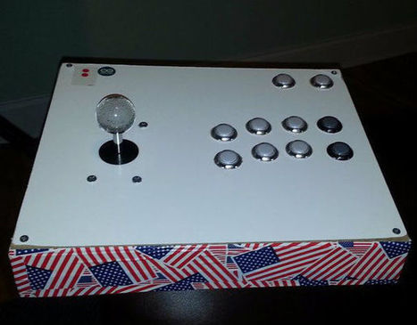 Arduino FightStick | Raspberry Pi | Scoop.it