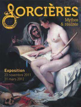 Expo : Sorcières, Mythes et réalités | GenealoNet | Scoop.it